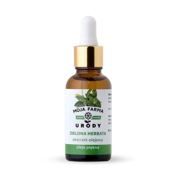 ekstrakt olejowy zielona herbata_dostępny w Degustacja.sklep