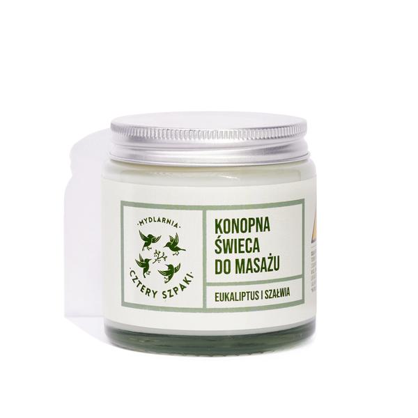 Konopna_s_wieca_do_masaz_dostępna w degustacja.sklep