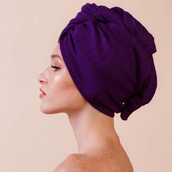 turban dry it up