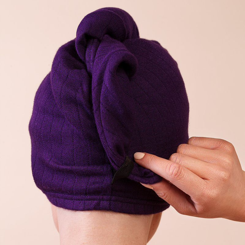 tył turban dry it up